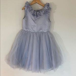 Trish Scully tulle dress. NWT